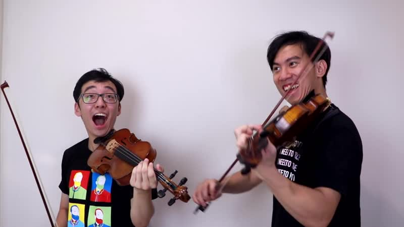 RUS SUB Сыграли ноту Ре видео заканчивается if we play a D the video ends Bach Double Violin Concerto in D