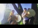 Konnakol frame drums Masha Anisimova Lubov Kuznetsovsova
