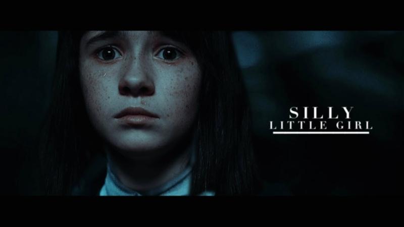 Silly little girl [fem!harry]