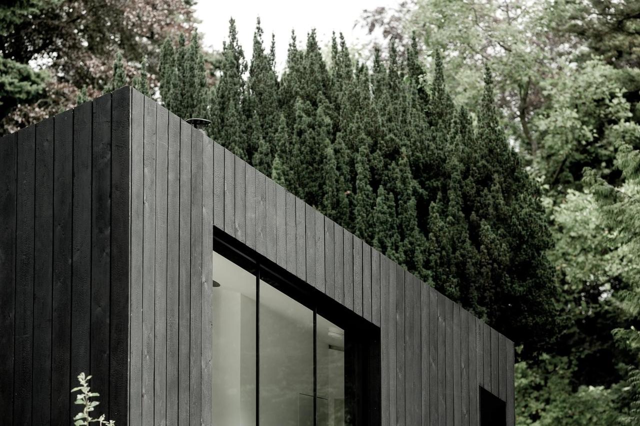 Модульный дом КОТО в скандинавском стиле