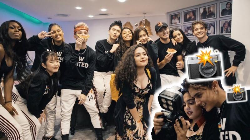 SAP Presents NowFriends Meet Fan Photographer Beatriz