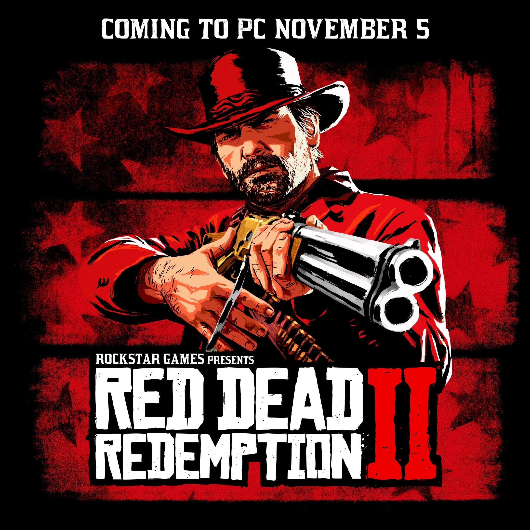 Red Dead Redemption 2 выйдет 5 ноября на ПК в Rockstar Games