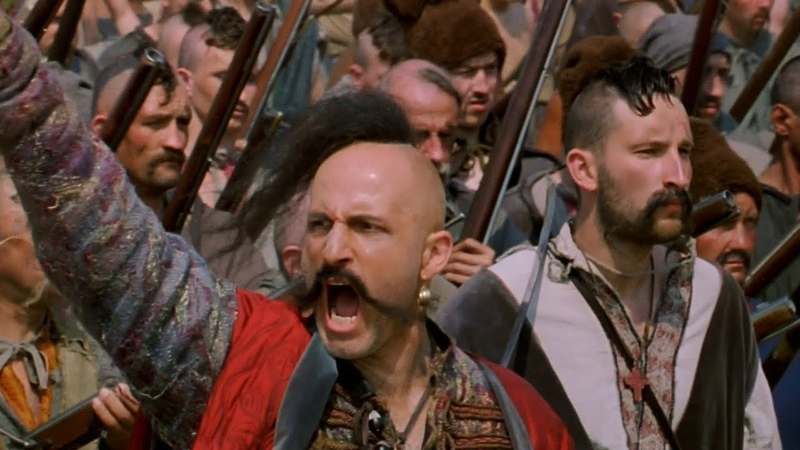 Огнём и мечом (1999) Фильм HD