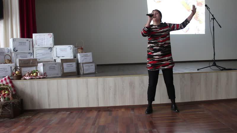 26 сентября 2019-го. Вечер Письма из Косово в БГТУ имени В.Г. Шухова.