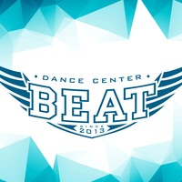 Логотип  Центр танца BEAT