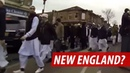 Can you believe this is a town in England Islamic Invasion of Europe