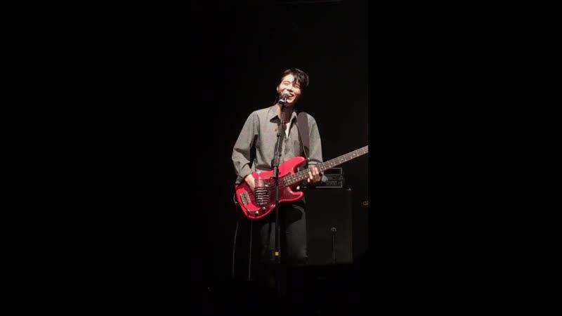 Jaehyung being a cutest bassist cr.jiminisupreme