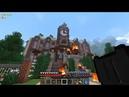 😨Они пытались выжить ЧАСТЬ 22 Зомби апокалипсис в майнкрафт! Minecraft С