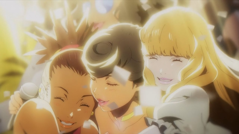 Carole and Tuesday - VOICES FROM MARS sing Mother (Part 3)