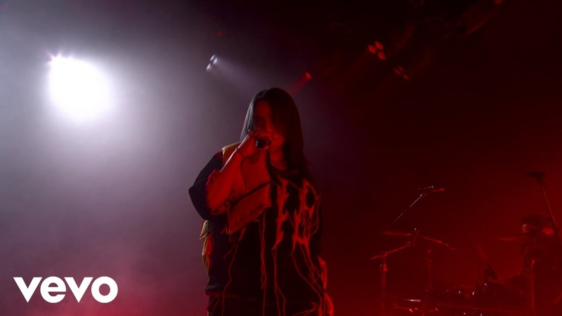 Billie Eilish - bad guy (Live From Jimmy Kimmel Live!/2019)