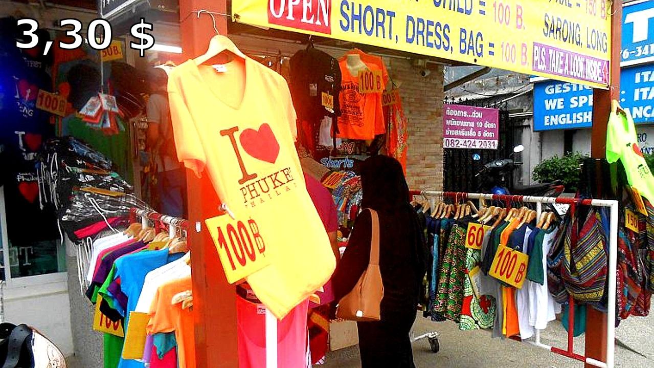 Цены на одежду и сувениры в Таиланде (фото). LG9cM9SYop4