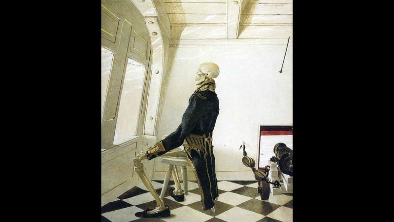 Эндрю Уайет (Wyeth Andrew) картины великих художников