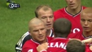 Newcastle 4 3 Manchester United 2001 2002