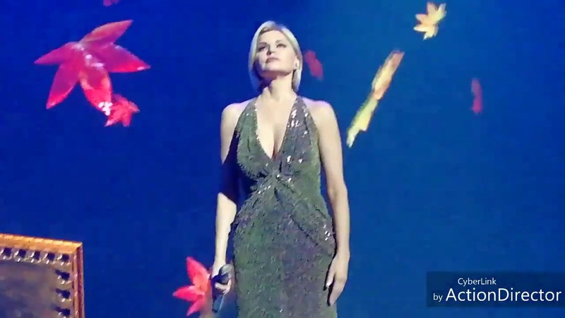 Концерт Ирины Круг в Зеленограде 5 января 2020 Часть первая