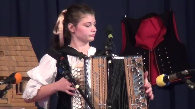 Heligonka Mirka a Laura Mačejková Keď som šel ku milej naposledy