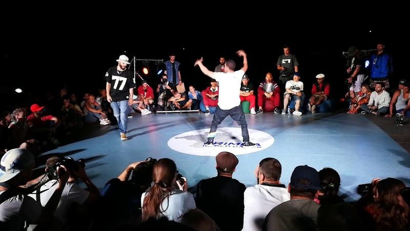 KOSTO VS EL NINO 1 2 CRIMEA WORLD CUP BREAKING 1x1