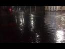Потоп на углу Ленина и Буденного в Бресте