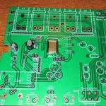 Барабанный модуль - только печатная плата с микроконтроллером
