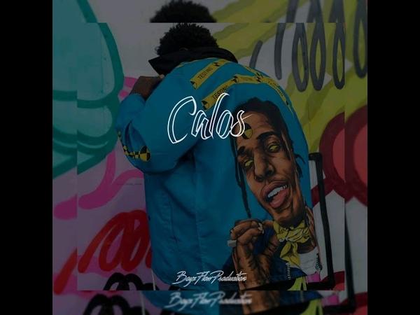 FREE A$AP Rocky X NLE Choppa Type beat 2019 Calos prod Boyzflow