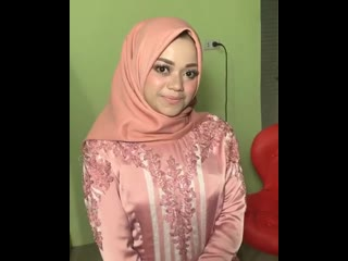 Hijab satin hot