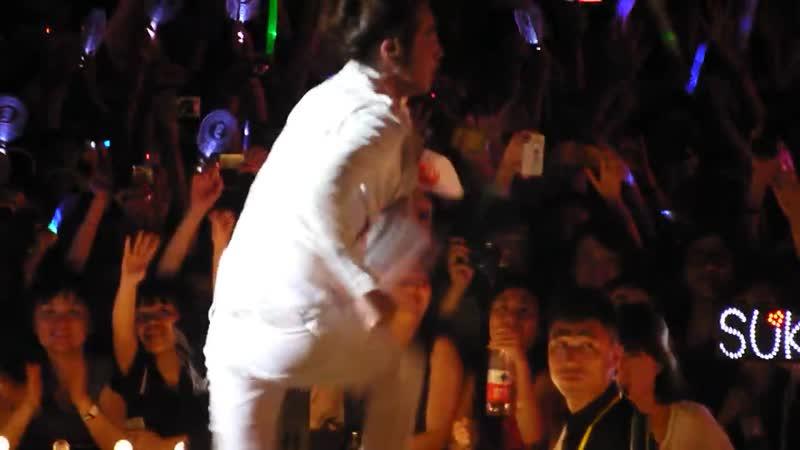 [2011.07.09] 張根碩_上海Cri Show_Shuffle