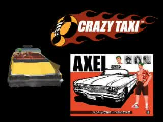 The Offspring - All I Want(Crazy Taxi)