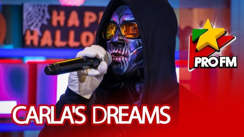 Carla's Dreams Baila Conmigo acustic ProFM LIVE Session