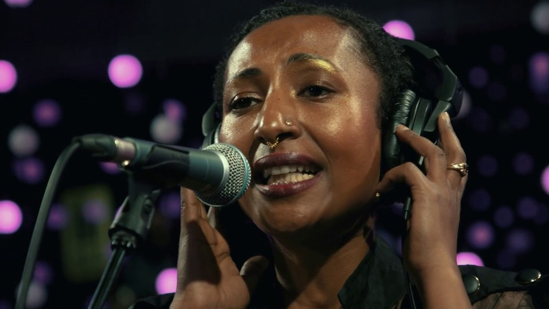 Alsarah The Nubatones - Full Performance (Live on KEXP)