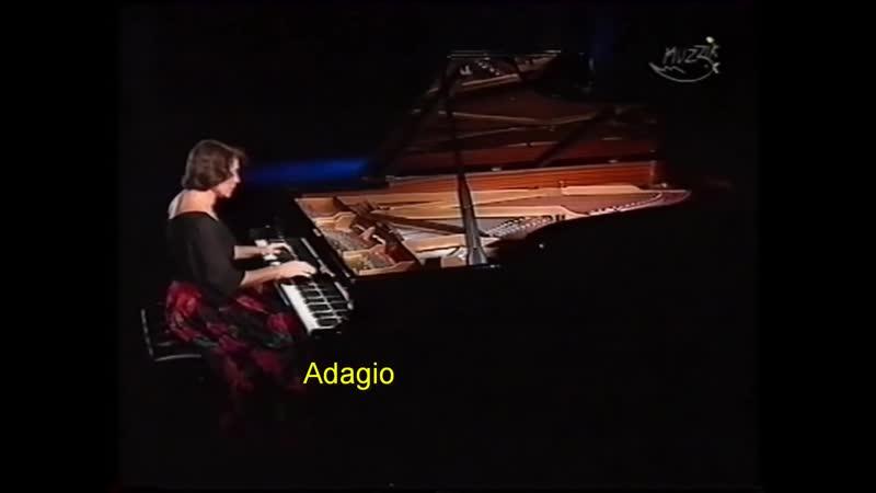 Mozart - Sonata No.12, K. 332 (Elisabeth Leonskaja)