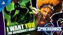 Spacelords - I Want You For Antagonist Army | PS4