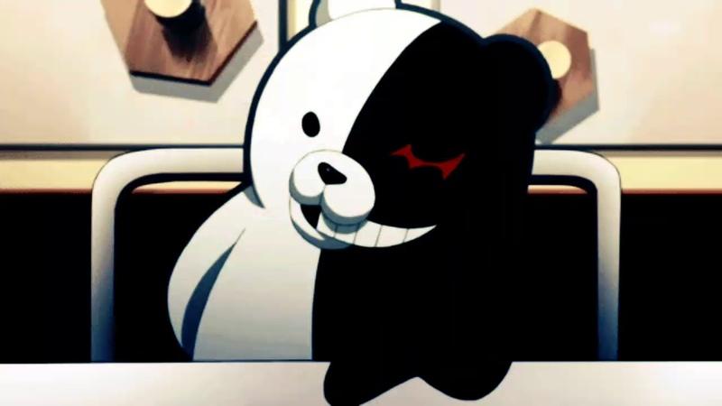 Scrums wish ending Monokuma amv