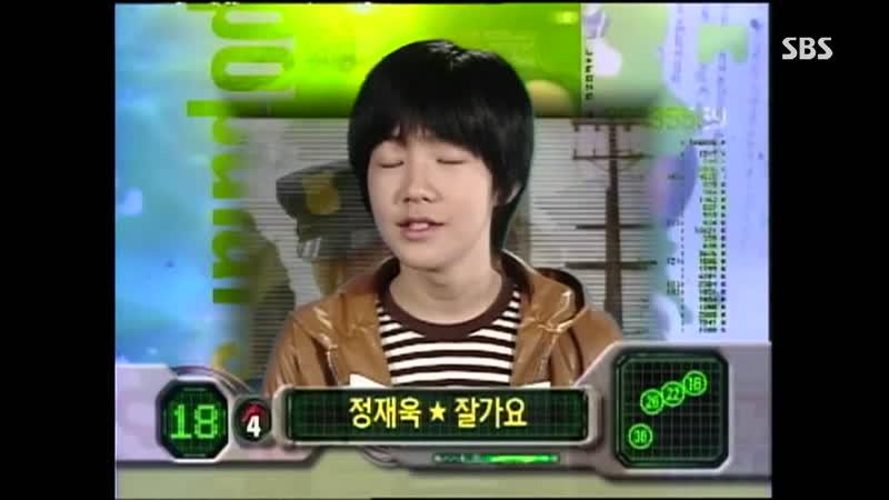 SBS 인기가요 깜찍 풋풋했던 장근석의 인기가요 VJ 시절 SBS