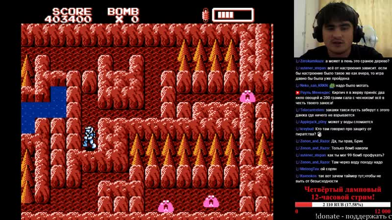1001 Реквест [109] - Robo Warrior (NES), ч.2 (финал)