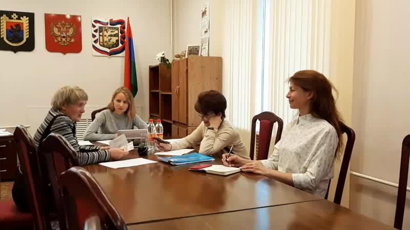 Приём граждан в Пряжинском национальном муниципальном районе