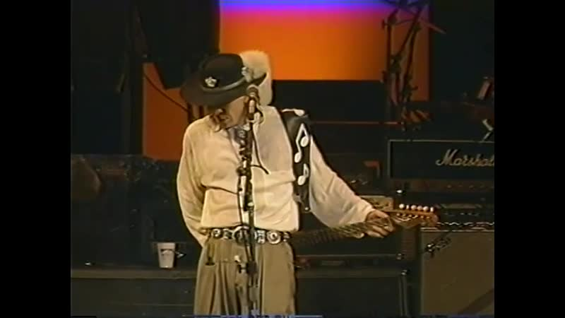 Stevie Ray Vaughan Voodoo Child Live In Nashville