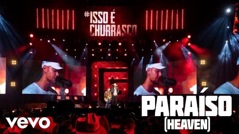 Fernando Sorocaba, Kane Brown - Paraíso (Heaven) (Ao Vivo)