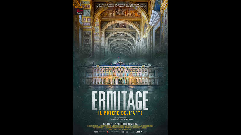 ERMITAGE. IL POTERE DELL_ARTE_ Al cinema solo 21-2(1080P_HD)