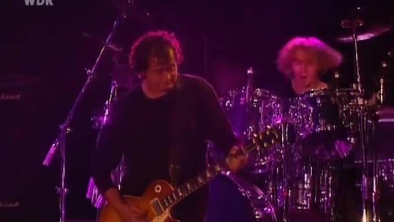 Jimmy Page Robert Plant /Babe Im Gonna Leave You/ Bizarre Festival 1998