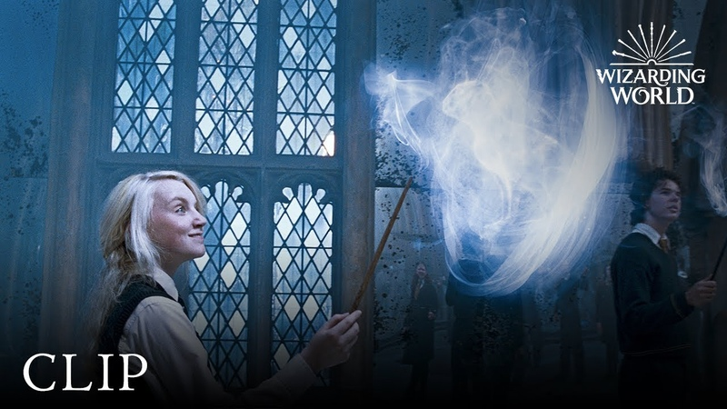 Dumbledore's Army Secretly Masters the Patronus Charm | Harry Potter and the Order of the Phoenix