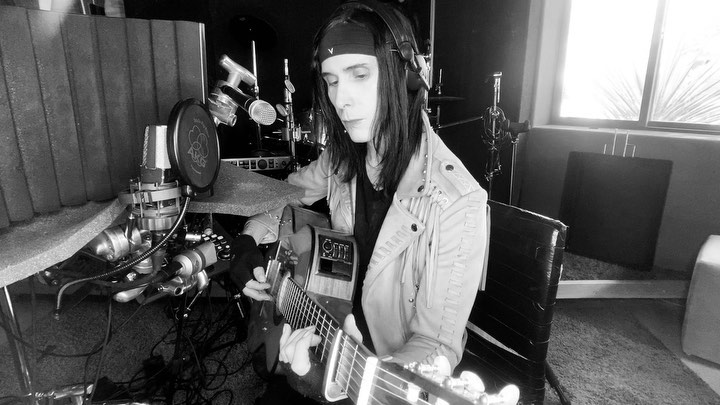 "I⃞    A⃞    M⃞    X⃞ on Instagram: ""ME FLEXING MY FINGER PICKING, READY TO RECORD. YOU'LL NEVER GUESS WHAT THIS SONG IS . CCX	•	•	IAMX	IAMXacoustic"""