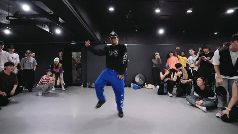 1Million Dance Stuido Middle Child J Cole Lyle Beniga Choreography