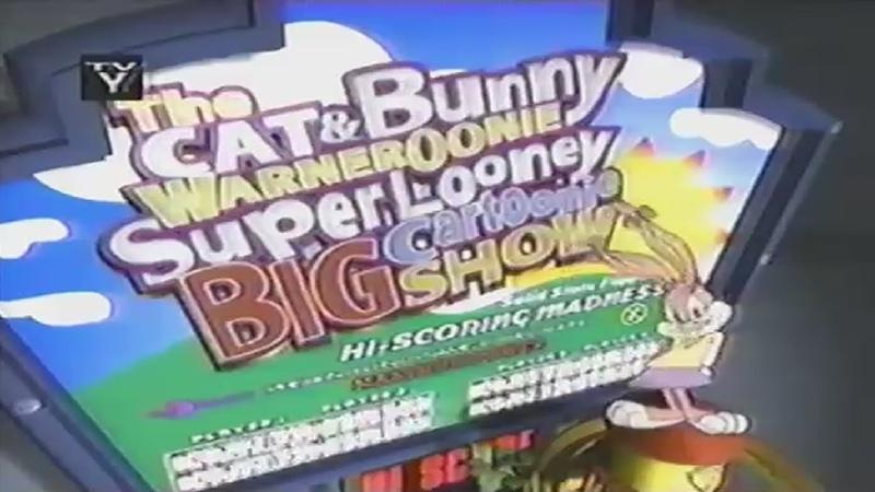 The Cat Bunny Warneroonie SuperLooney Big Cartoonie Show (1999) - Intro (Opening)