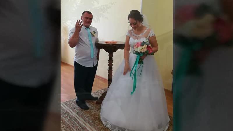 27 07 2019 ❤️ Wedding 👰🤵💍 Мухановы
