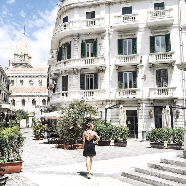 Туры на Сицилию на 7 ночей за 31600 с человека, вылет в конце мая
