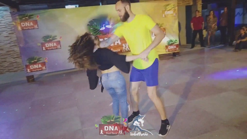 Baila Mundo - Aline Cleto e Saulo Dias (DNA Brasil Dance 2019)
