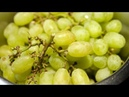Несколько причин съесть виноград Цвет имеет значение