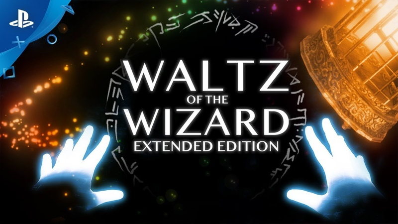 Waltz of the Wizard Extended Edition Trailer PSVR