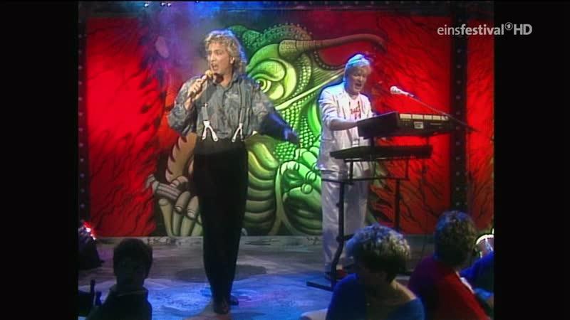 Fair Control (Peter Columbus Hannes Schöner) - Angel Eyes (WWF-Club 25.10.1985)