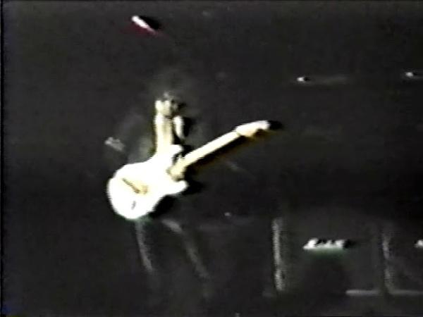 Yngwie Malmsteen Live at Uptown Theater Kansas City Missouri June 29 1985