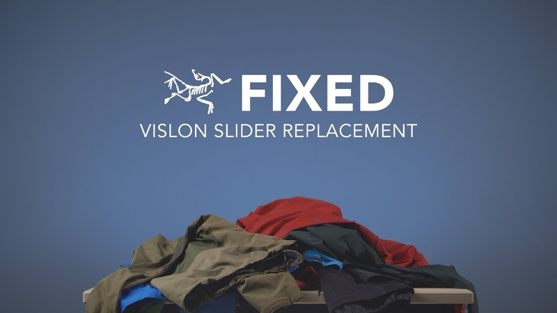 FIXED Vislon Slider Replacement